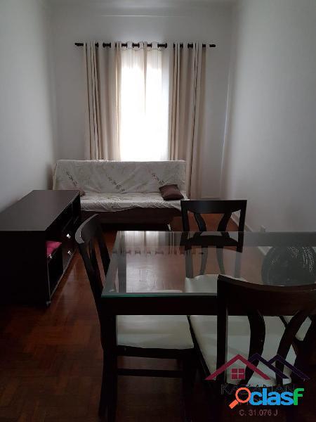 Apartamento 01 dormitório na ponta da praia