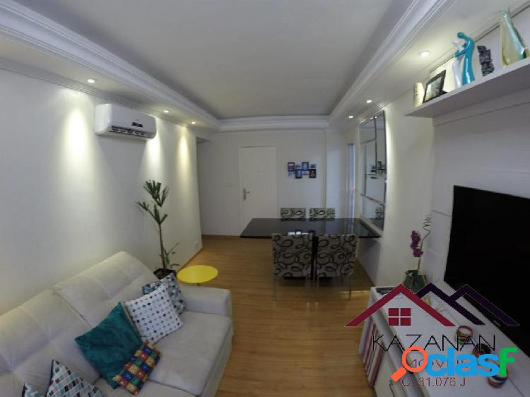 Apartamento 02 dormitórios campo grande