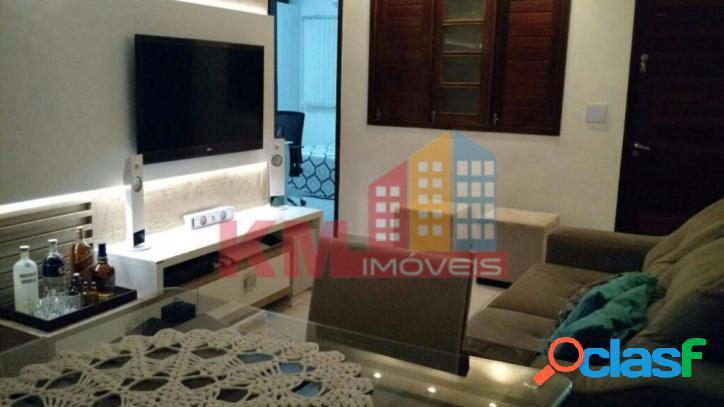 Vende-se linda casa semi-mobiliada no residencial bella residence