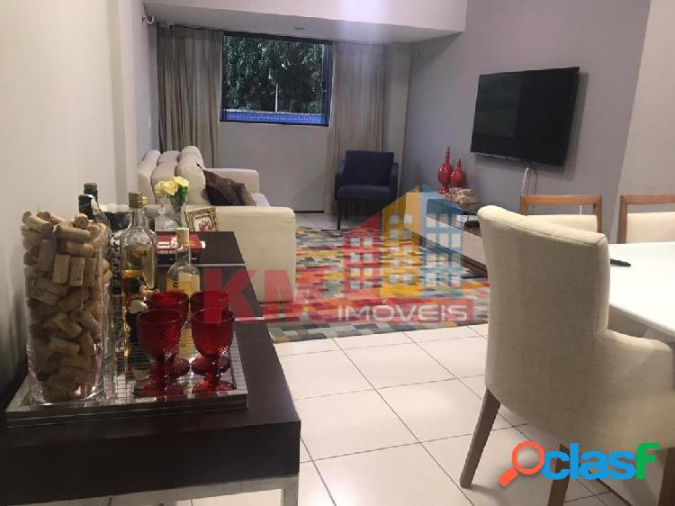 Vende-se um ótimo apartamento semi mobiliado no residencial bella vista