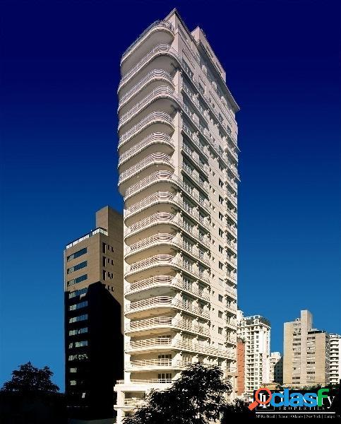 Apartamento no edifício bossa nova no itaim bibi - 274m² pronto para morar