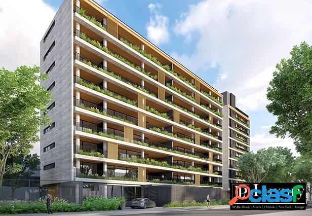 Varanda Cidade Jardim | Lançamento com 253m² e Vista Única para o Jockey 1