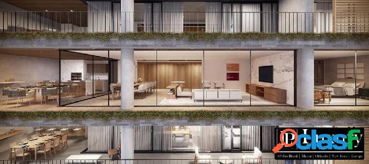 Varanda Cidade Jardim | Lançamento com 253m² e Vista Única para o Jockey 2