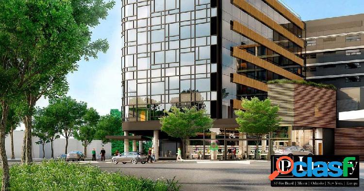 Varanda Cidade Jardim | Lançamento com 253m² e Vista Única para o Jockey 3