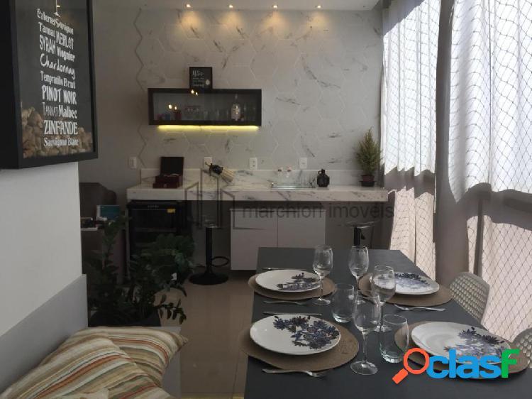 Apartamento 2 quartos ar condicionado lazer completo