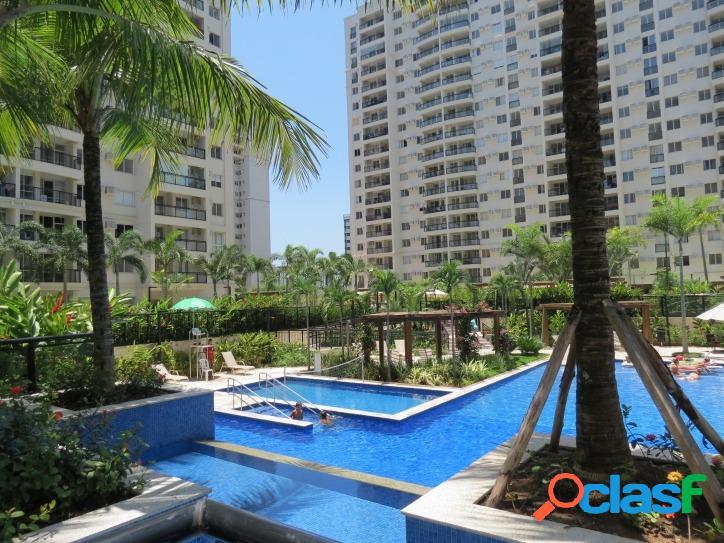 Apartamento de 2 quartos para locação/venda- cidade jardim