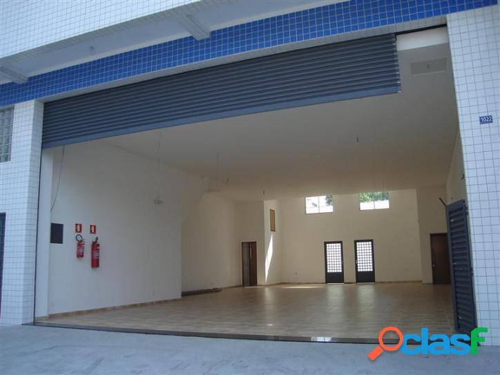 Salão comercial vila augusta