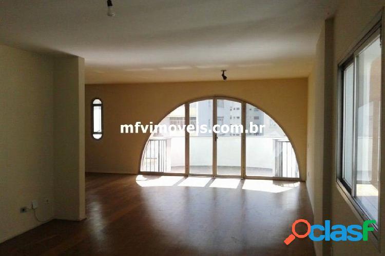 Apartamento amplo à venda, aluguel na rua oscar freire - jardim paulista
