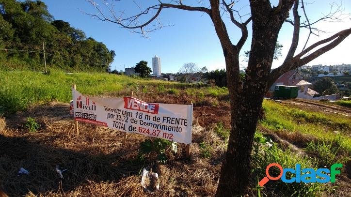 Terreno ótima localização e tamanho -parque veneza