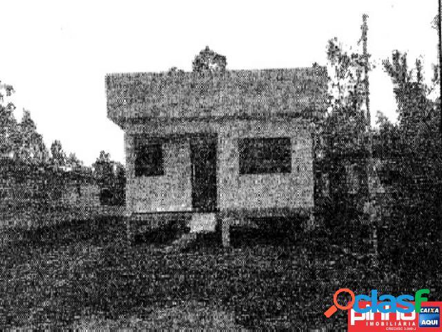 Casa 03 dormitórios, venda direta caixa, bairro cidade alta, forquilhinha, sc, assessoria gratuita na pinho