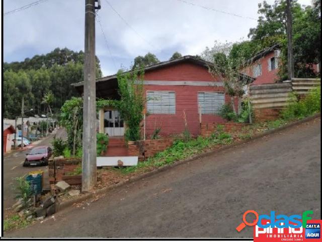 Casa, venda direta caixa, bairro centro, cordilheira alta, sc, assessoria gratuita na pinho