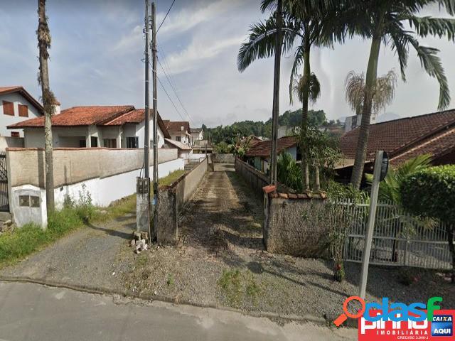 Casa 03 dormitórios (suíte), venda direta caixa, bairro costa e silva, joinville, sc, assessoria gratuita na pinho