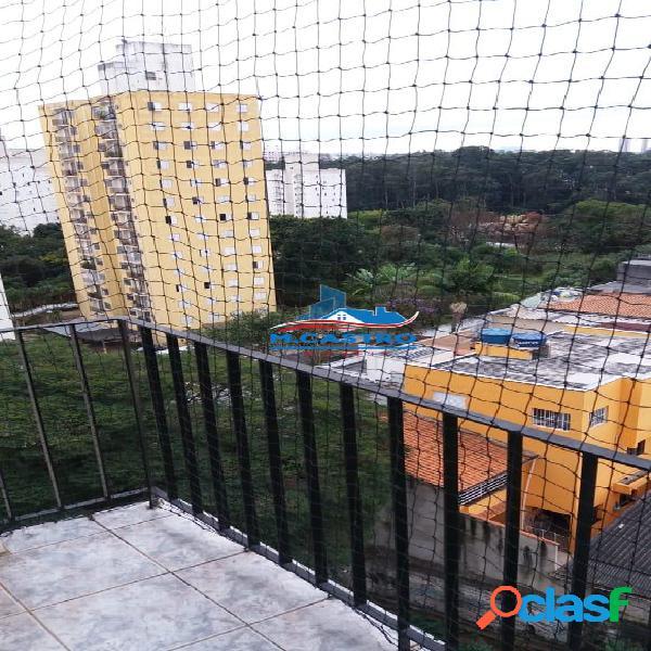 ÓTIMA LOCALIZAÇÃO: 02 Dormitórios - Terraço - Vista Livre 3