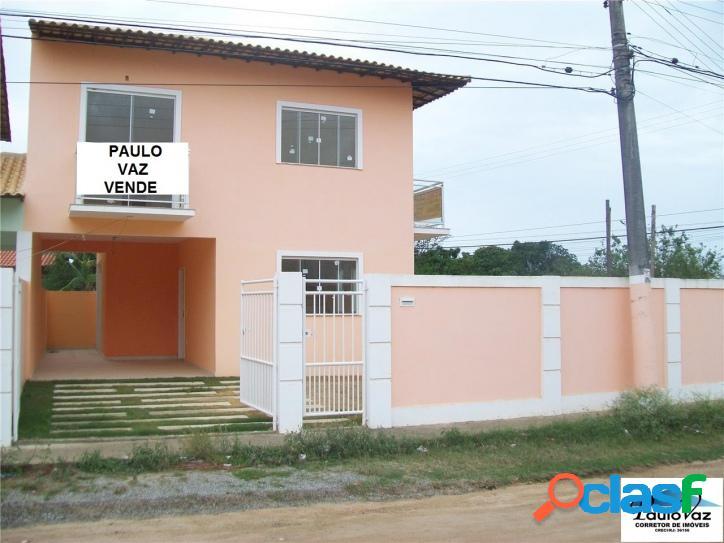 Ótimo duplex araruama rj areal 3 quartos sendo 3 suítes r$ 280 mil #vdcs286