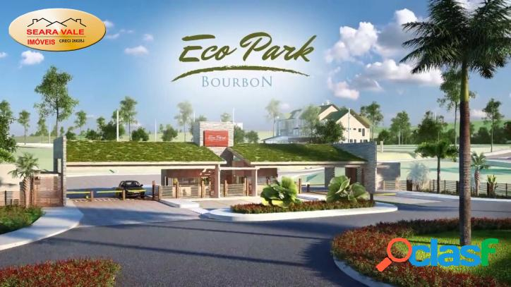 Lançamento de lotes eco park