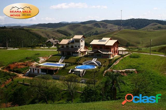 Excelente terreno no condomínio village paraibuna