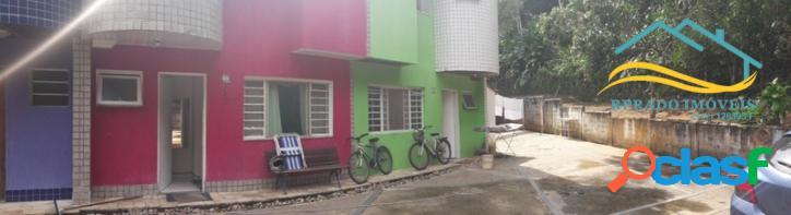 Casa em condomínio recanto verde mar, cocanha