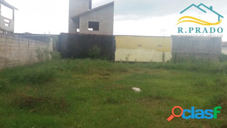 Terreno - jd gaivotas 490 m²- caraguatatuba sp