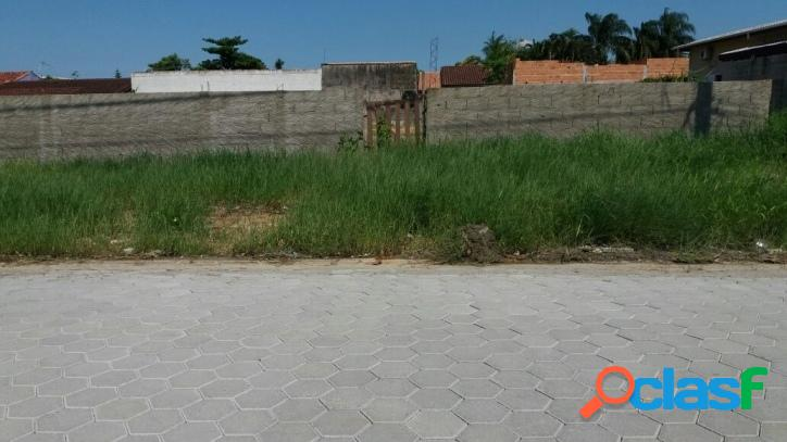 Terreno - jd gaivotas 980 m²- caraguatatuba sp