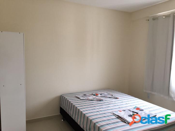 Apartamento de dois dormitórios