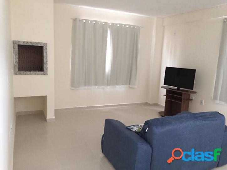 Apartamento dois dormitórios - perequê