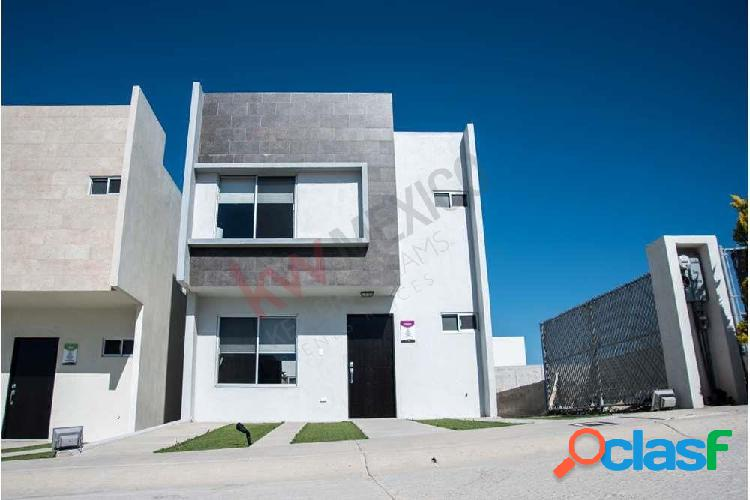 Casa en venta tijuana, santa fe. residencial privado