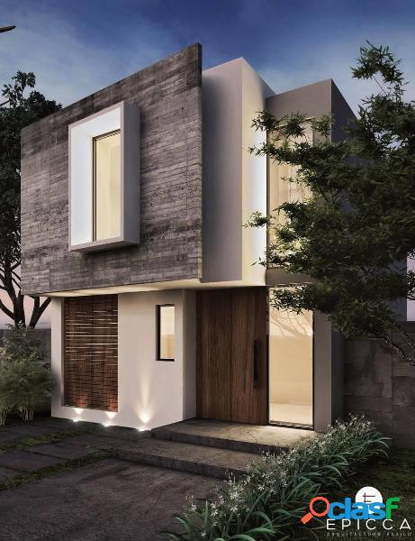 Casa en venta en senderos de monte verde, tlajomulco de zúñiga