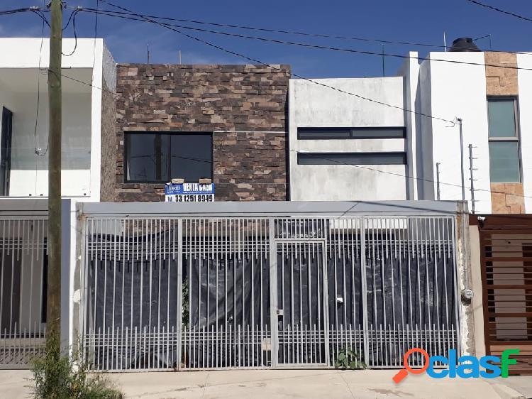 Casa moderna y amplia en preventa en el fortín, zap.