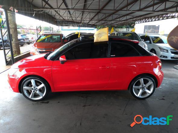 Audi a1 1.4 tfsi 122cv s-tronic 3p vermelho 2012 1.4 gasolina