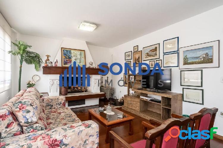 Apartamento duplex 3 dormitórios, suíte, 2 vagas. petrópolis