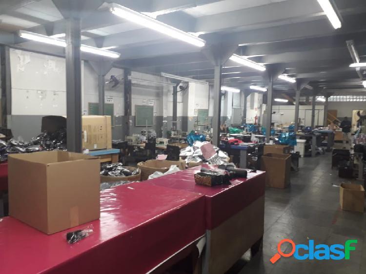 Galpão para locação área total de 1.000 m² industrial em barueri
