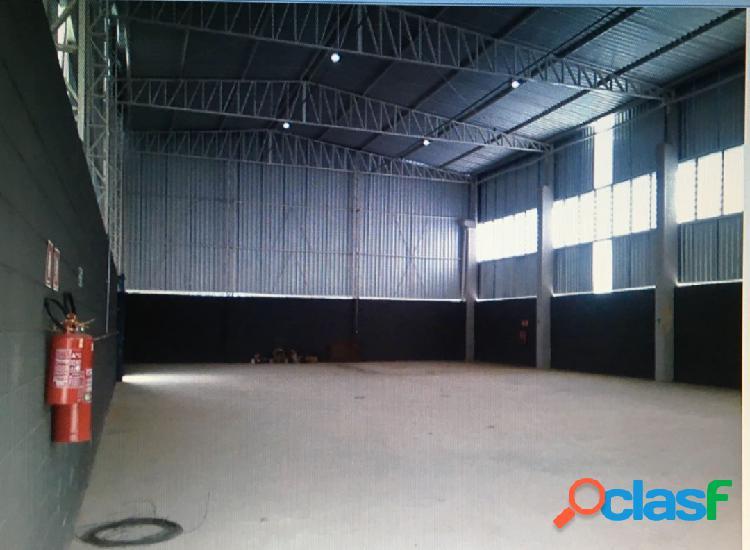 Galpão para locação área total de 1.321 m² fazendinha santana de parnaíba