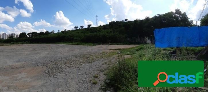 Áreas de 5.000 a 25.000 m² para Locação R$ 3,00m² em Barueri 1