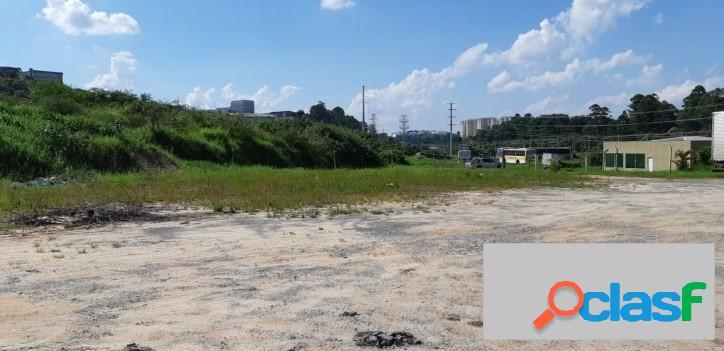 Áreas de 5.000 a 25.000 m² para Locação R$ 3,00m² em Barueri 2