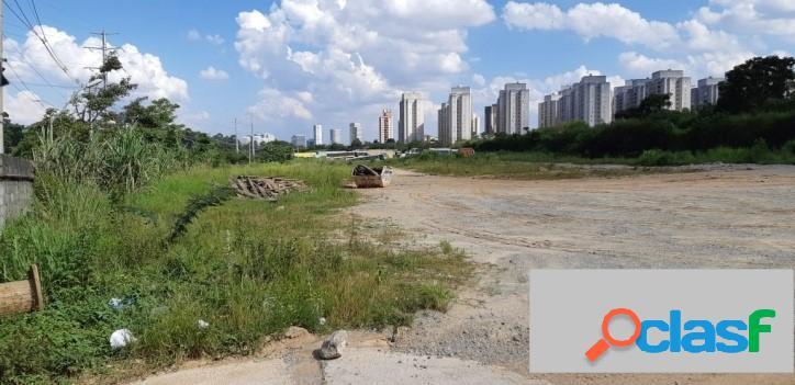 Áreas de 5.000 a 25.000 m² para Locação R$ 3,00m² em Barueri 3