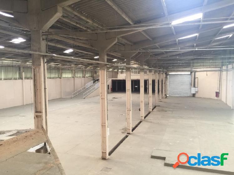 Galpão/ armazem para locação área total de 6.041 m² cajamar - polvilho