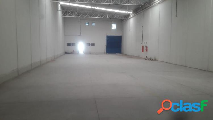 Galpão para locação área total de 900 m² comercial e industrial barueri