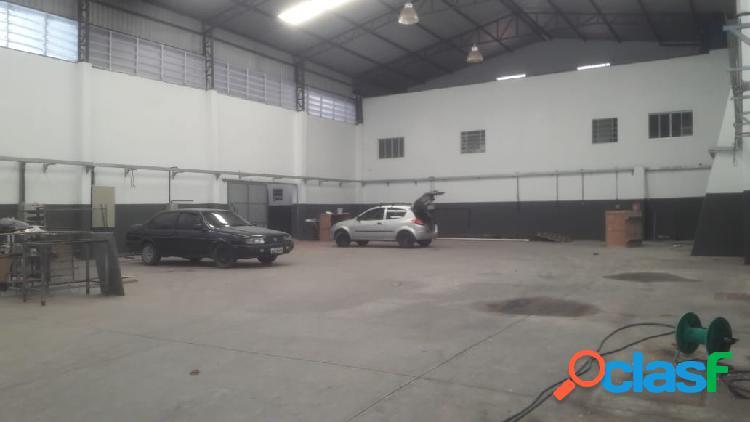 Galpão comercial e industrial para locação área total 1.000 m² barueri