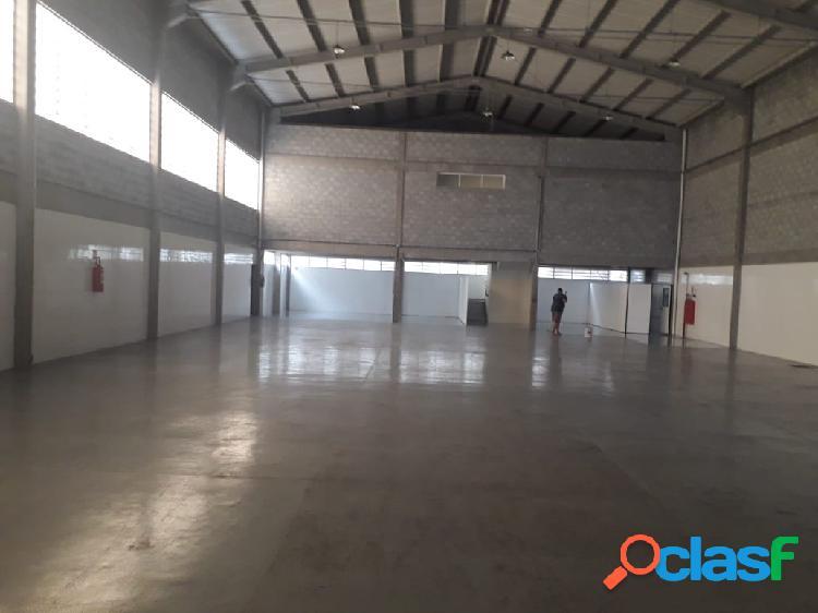 Galpão para locação comercial e industrial área total 1.000 m² em barueri