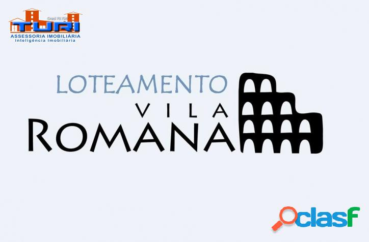 Residencial villa romana - entrada de r$ 10.365,60 (em 4x)