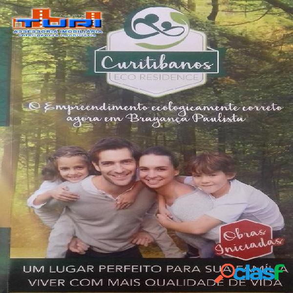 Curitibanos eco residence. entrada de $15.900