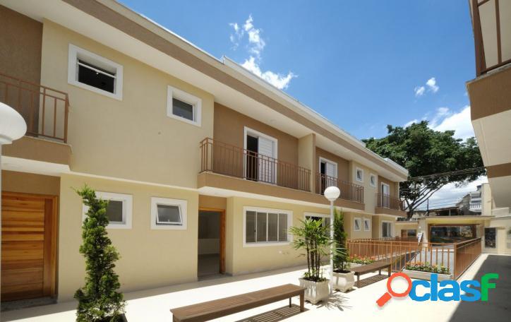 Petit Village Begonia sobrado em condominio vila esperança