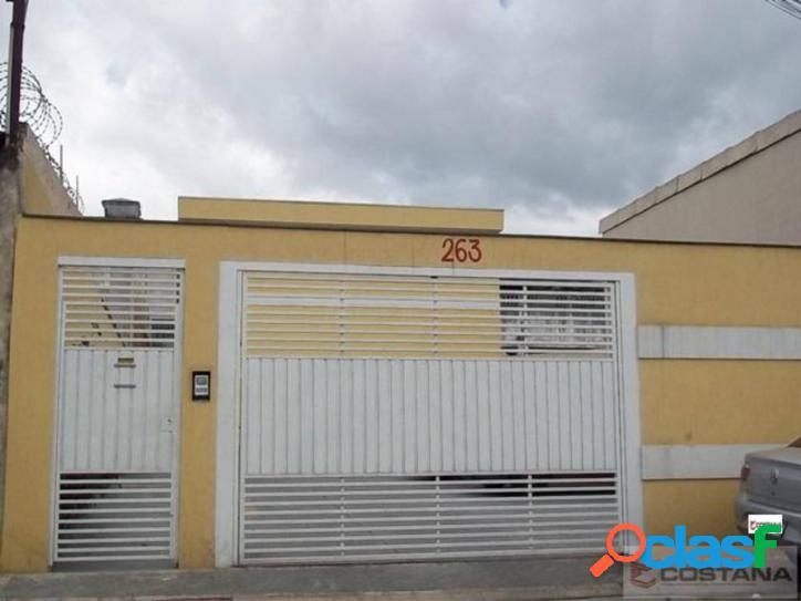 Sobrado com 2 dormitórios à venda, 60 m² por R$ 220.000 Parada XV de Novembro - São Paulo/SP