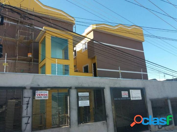 Sobrado com 2 dormitórios à venda, 60 m² por R$ 230.000 Parada XV de Novembro - São Paulo/SP