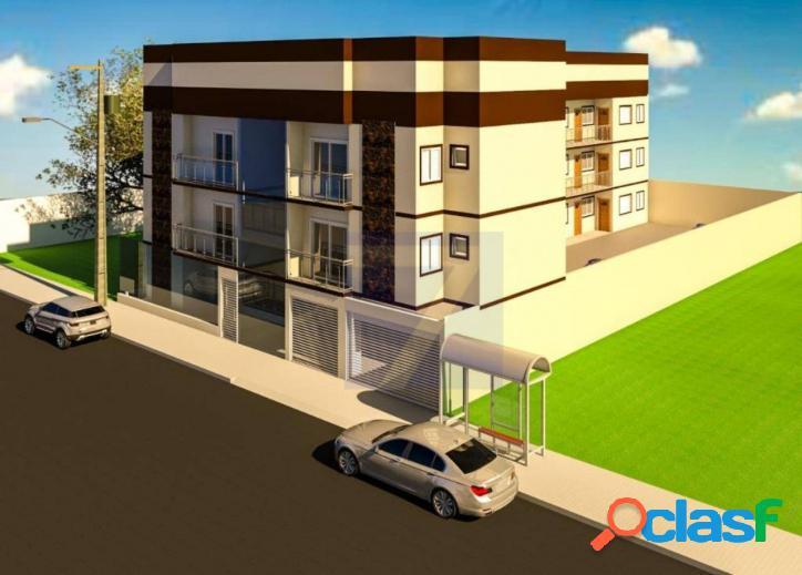 Apartamento com 2 dormitórios à venda, 38 m² itaim paulista - são paulo/sp