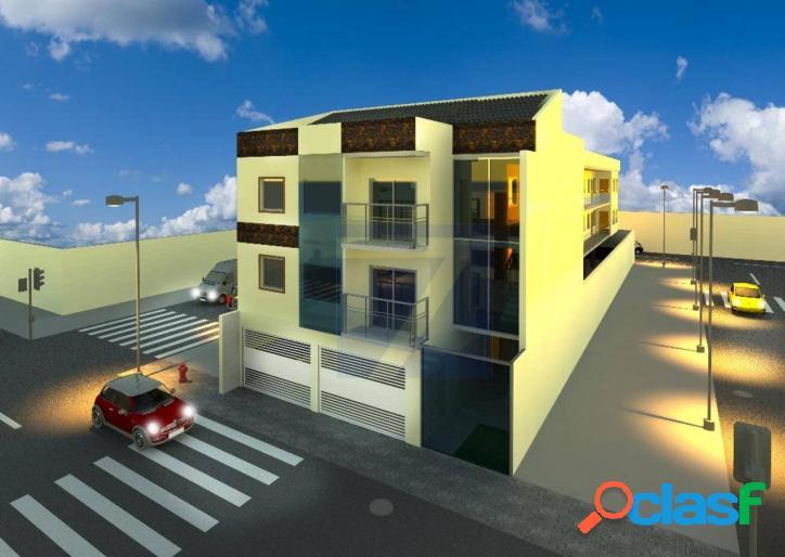 Apartamento com 2 dormitórios à venda, 40 m² vila curuçá - são paulo/sp