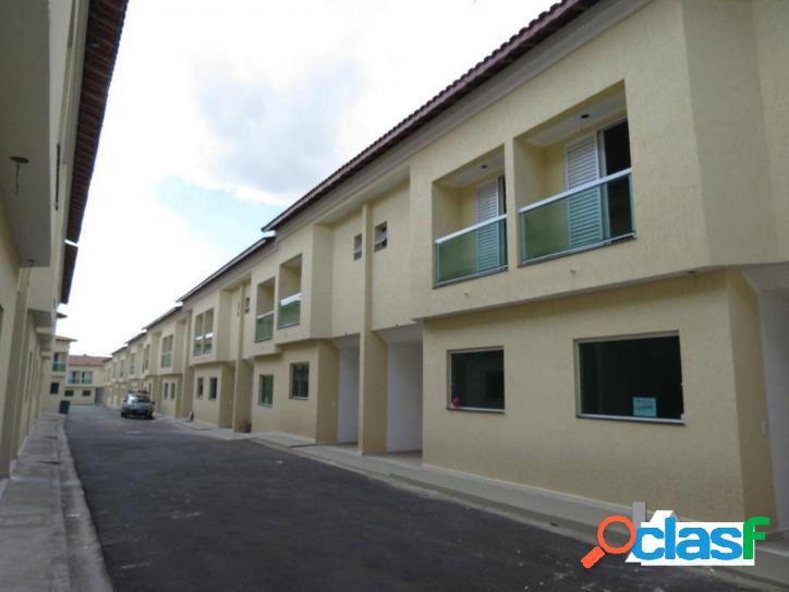 Sobrado com 2 dormitórios à venda, 56 m² por r$ 250.000 jardim danfer - são paulo/sp