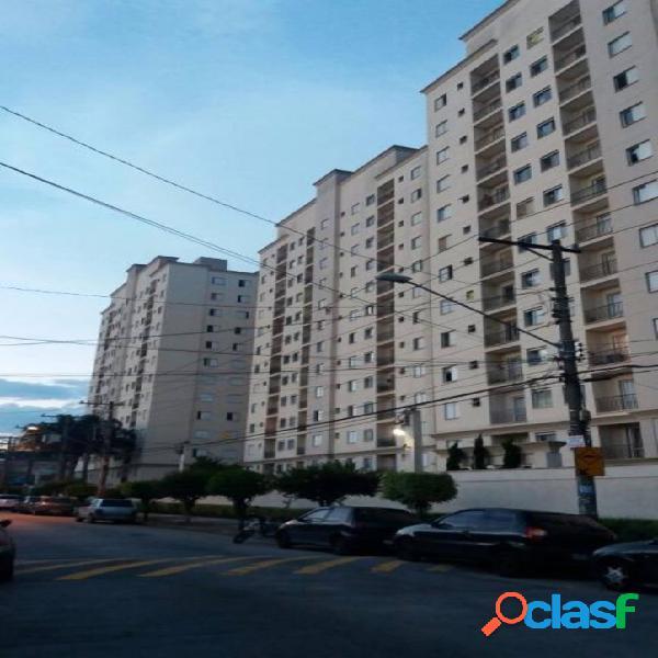 Apartamento com 2 dormitórios à venda, 49 m² por r$ 285.000 - jardim vila formosa - são paulo/sp