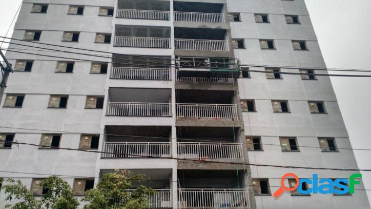 Apartamento com 2 dormitórios à venda, 50 m² por r$ 251.000 - jardim matarazzo - são paulo/sp