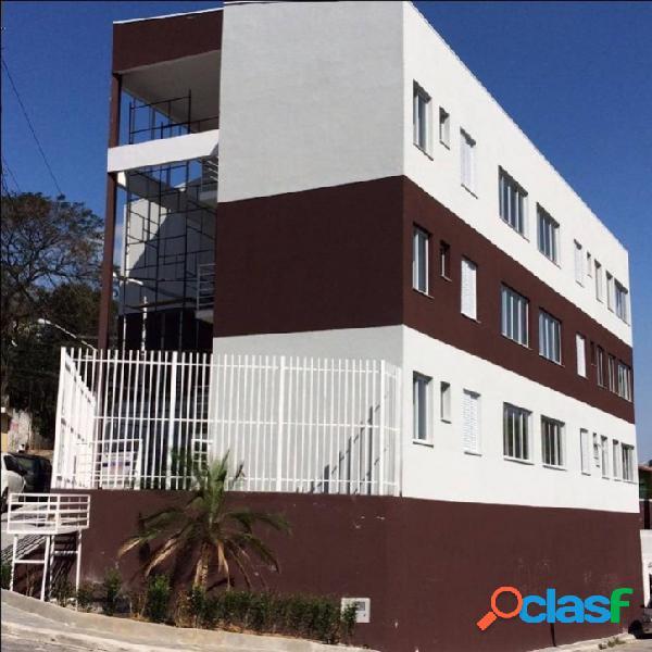 Apartamento com 1 dormitório à venda, 43 m² por r$ 240.000 - vila ema - são paulo/sp